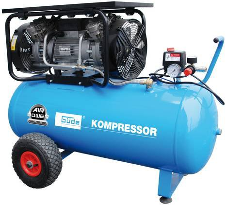 Kompresor AIRPOWER 480/10/90 bezolejov�, G�DE